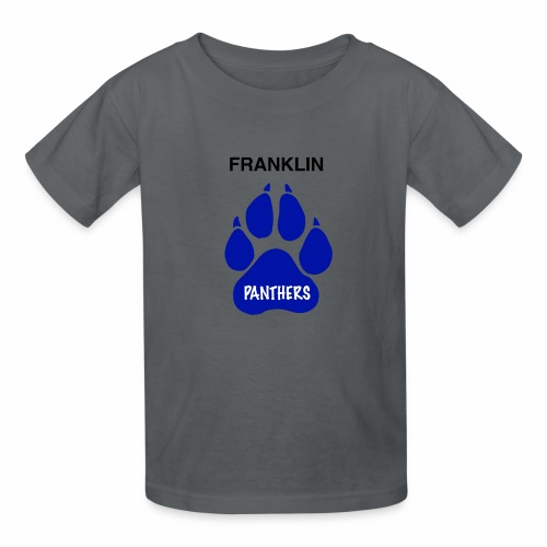 Franklin Panthers - Kids' T-Shirt
