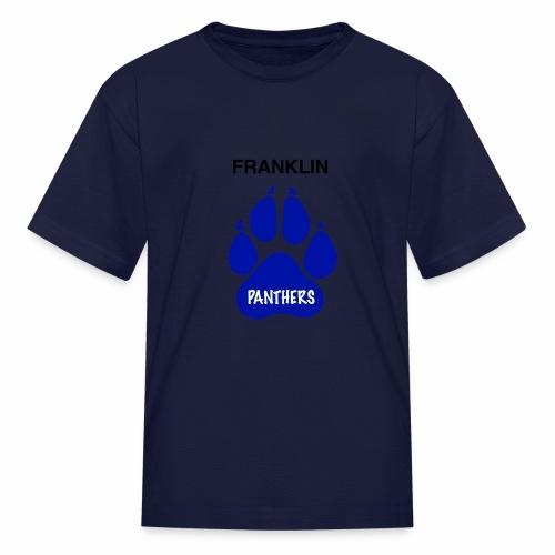 Franklin Panthers - Kids' T-Shirt