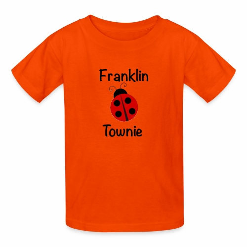 Franklin Townie Ladybug - Kids' T-Shirt
