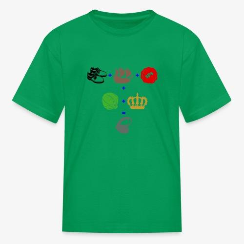 walrus and the carpenter - Kids' T-Shirt