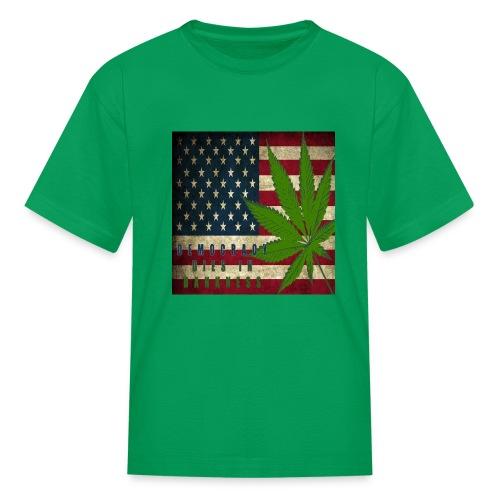 Political humor - Kids' T-Shirt