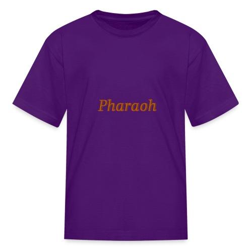 Pharoah - Kids' T-Shirt