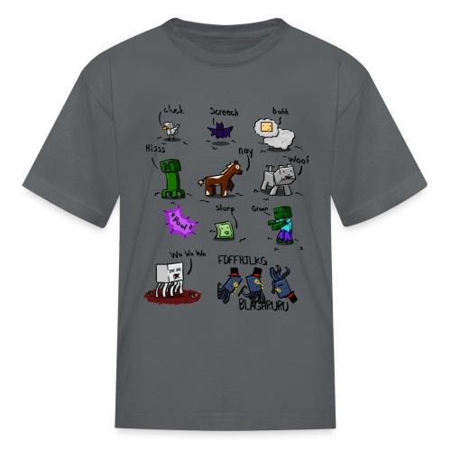 vaeconshirt - Kids' T-Shirt