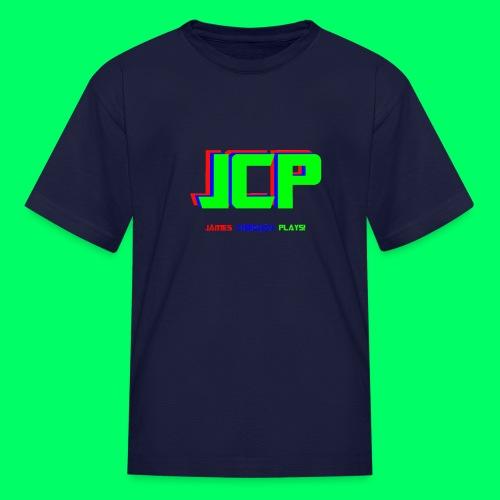 James Christian Plays! Original Set - Kids' T-Shirt