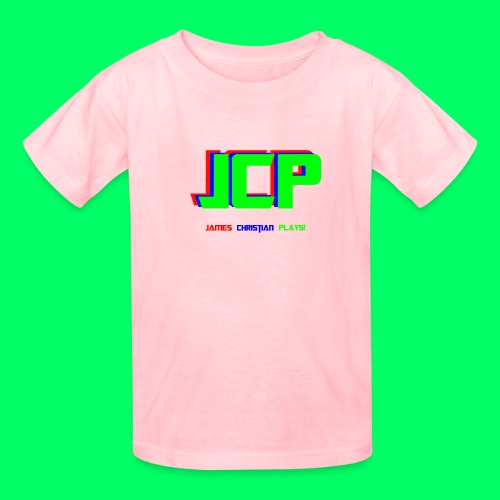 James Christian Plays! Original Set - Kids' T-Shirt