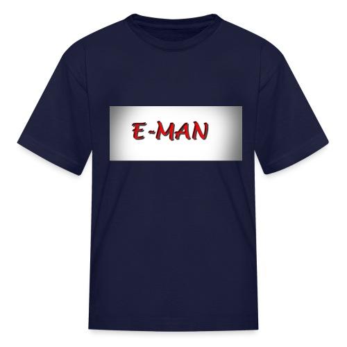 E-MAN - Kids' T-Shirt