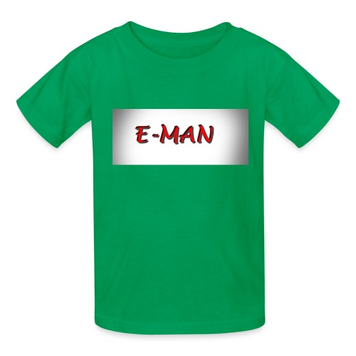 E-MAN - Kids' T-Shirt