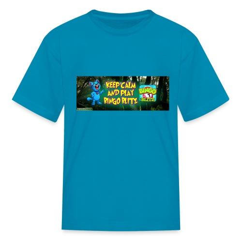 KDMYBANNER1 - Kids' T-Shirt