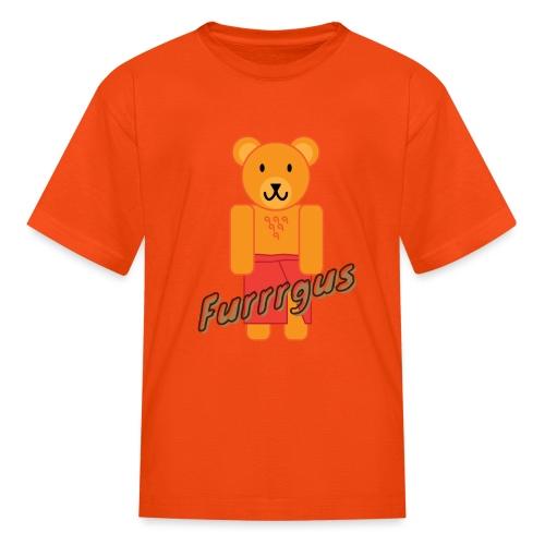 Presidential Suite Furrrgus - Kids' T-Shirt