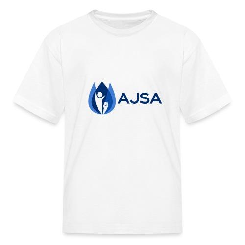 AJSA Bleu - Kids' T-Shirt