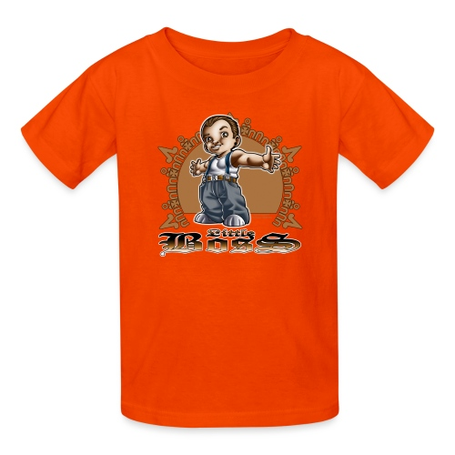 Lil Boss by RollinLow - Kids' T-Shirt