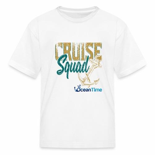 Cruise Squad - Kids' T-Shirt