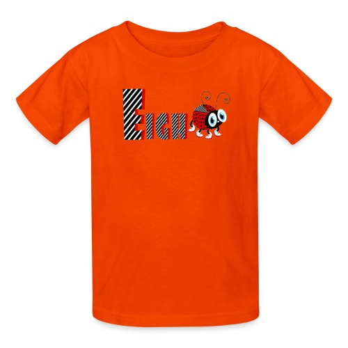 8nd Year Family Ladybug T-Shirts Gifts Daughter - Kids' T-Shirt