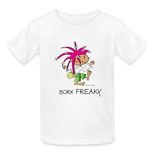 Born Freaky - Kids' T-Shirt