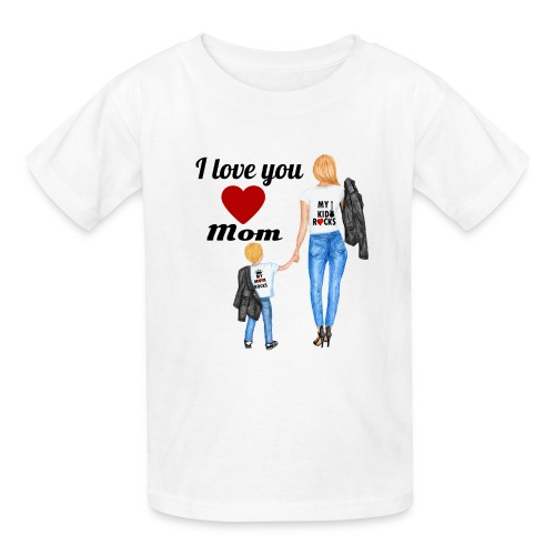 Mother's day gift from daughter, Mother's Day Gift - Kids' T-Shirt