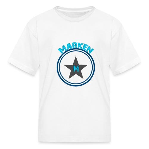Marken Logo - Kids' T-Shirt