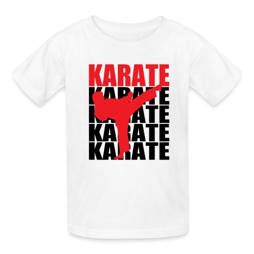 Karate - Kids' T-Shirt