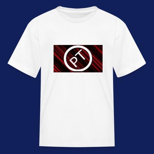 Pallavitube wear - Kids' T-Shirt