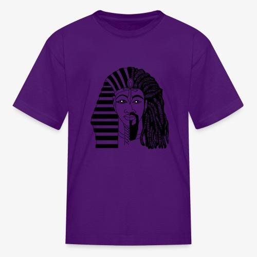 African King - BLACK HISTORY PRIDE - Kids' T-Shirt