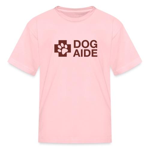 DA LOGO - Kids' T-Shirt