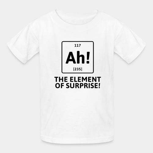 surprise - Kids' T-Shirt