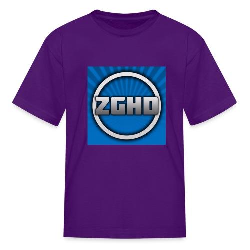 ZedGamesHD - Kids' T-Shirt