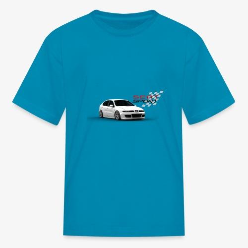 Seat leon MK1 Cupra - Kids' T-Shirt