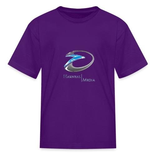 Harneal Media Logo Products - Kids' T-Shirt