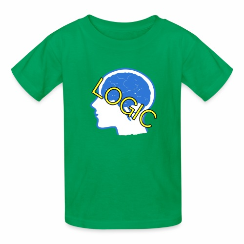 Logic - Kids' T-Shirt