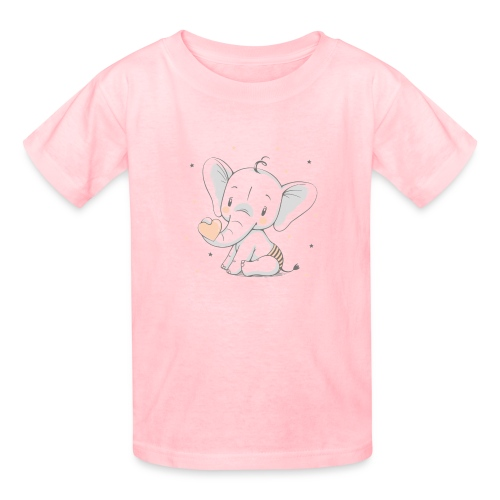 Baby elephant - Kids' T-Shirt