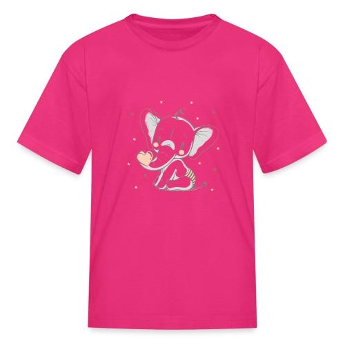 Baby elephant - Kids' T-Shirt