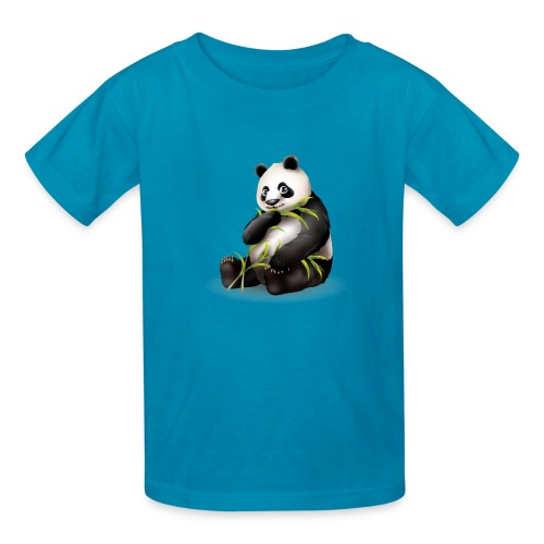 Hungry Panda - Kids' T-Shirt