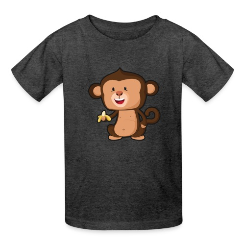 Baby Monkey - Kids' T-Shirt