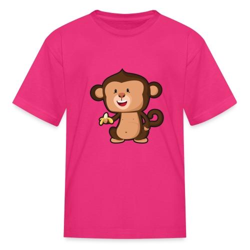 Baby Monkey - Kids' T-Shirt