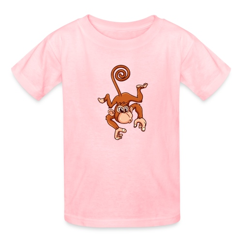 Cheeky Monkey - Kids' T-Shirt