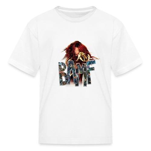 phoenix png - Kids' T-Shirt