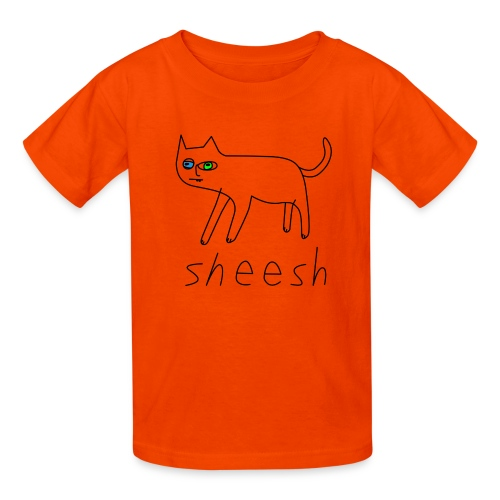 SHEESH CAT - Kids' T-Shirt