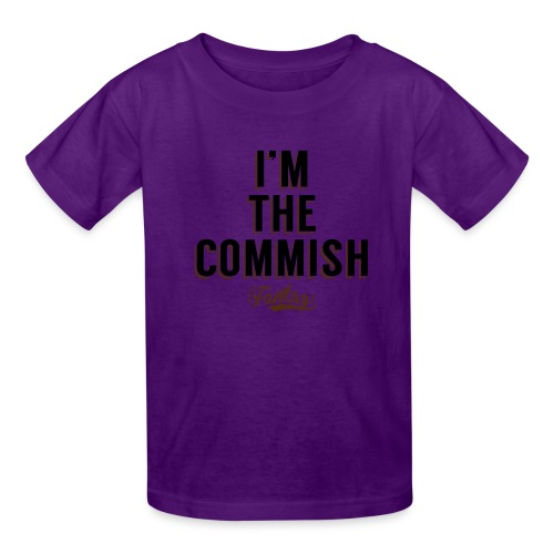 I'm the Commish: Coffee Mug - Kids' T-Shirt