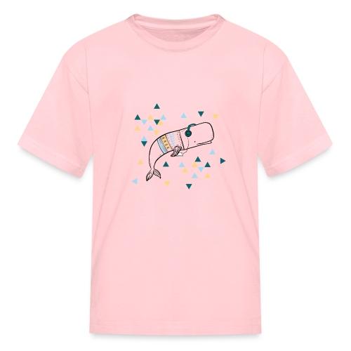 Music Whale - Kids' T-Shirt