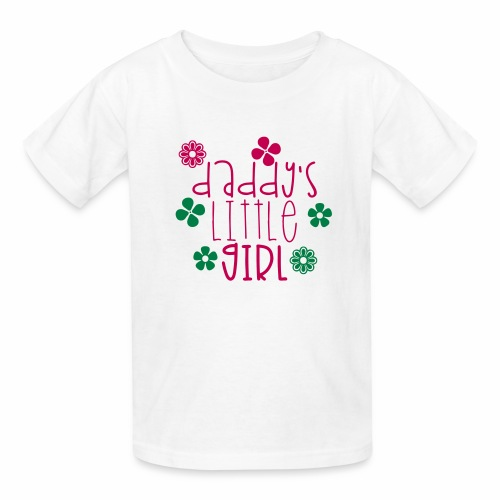 DADDY'S LITTLE GIRL - Kids' T-Shirt