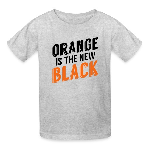 black2 - Kids' T-Shirt