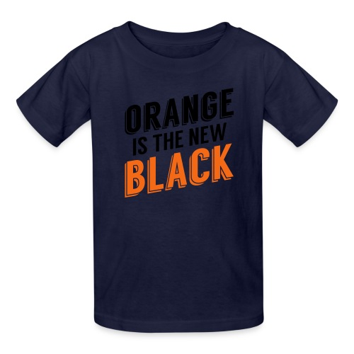 black2 - Kids' T-Shirt