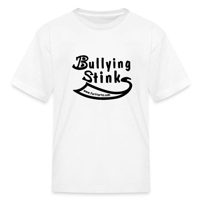 bullying stinks black woutl png