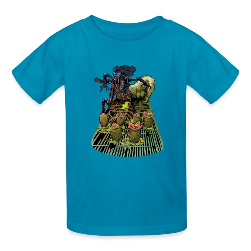 Xenomorph Queen - Kids' T-Shirt