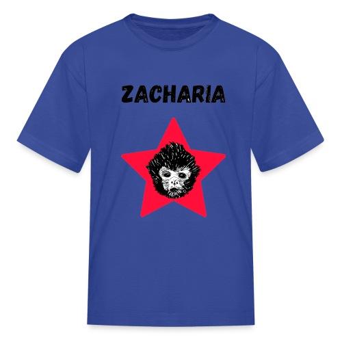 transparaent background Zacharia - Kids' T-Shirt