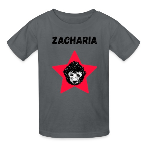 transparaent background Zacharia - Kids' T-Shirt