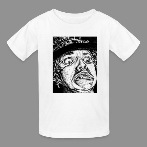Disgusted - Kids' T-Shirt
