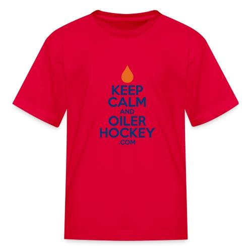 Keep Calm - Kids' T-Shirt