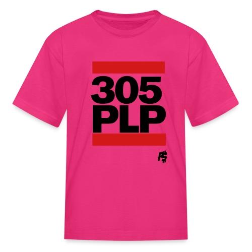 Black 305plp - Kids' T-Shirt