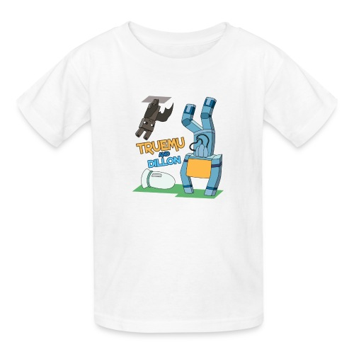 TrueMU and Dillon - Kids' T-Shirt